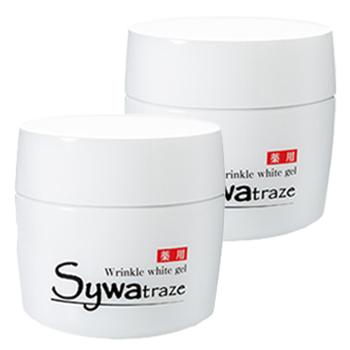 シュワトレーゼ 薬用リンクルホワイトゲル 2個セット 《「シワ改善」と「美白」が同時にできる! 無添加 薬用オールインワンゲル》