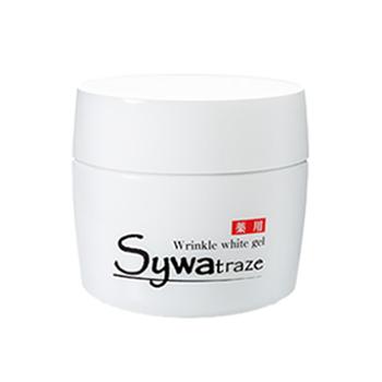 シュワトレーゼ 薬用リンクルホワイトゲル 《「シワ改善」と「美白」が同時にできる! 無添加 薬用オールインワンゲル》